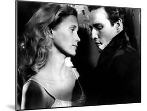 On The Waterfront, Eva Marie Saint, Marlon Brando, 1954
