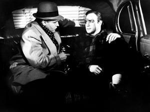 On The Waterfront, Rod Steiger, Marlon Brando, 1954