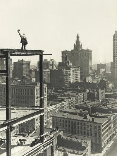 On Top of the World-Everett Collection-Photographic Print