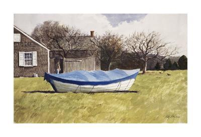 On Waves of Grass-Ray Ellis-Art Print