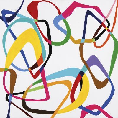 On White-Randy Engelberg-Giclee Print