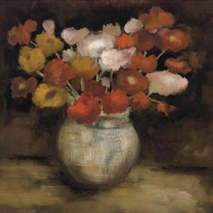Blushing Poppies by Onan Balin