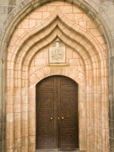 Once the Armenian Church of Tthe Twelve Apostles, Yeni Firfirli Camii, Sanliurfa, Anatoliia, Turkey-Jane Sweeney-Photographic Print