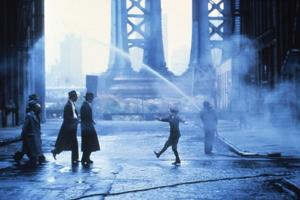 ONCE UPON A TIME IN AMERICA, 1984 directed by SERGIO LEONE (photo)