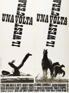 """Once Upon a Time In the West, 1968, """"C'era Una Volta Il West"""" Directed by Sergio Leone"""