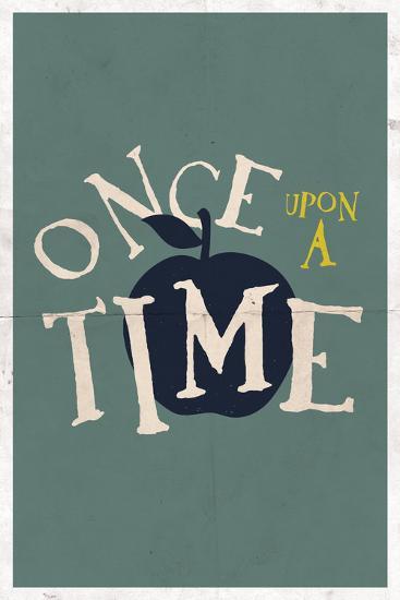 Once Upon A Time--Art Print