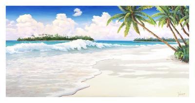 Onda Tropicale-Adriano Galasso-Art Print