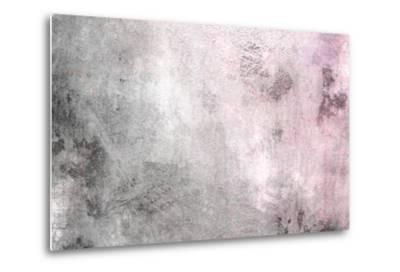Grey Pink Gradient - Vintage Background Texture