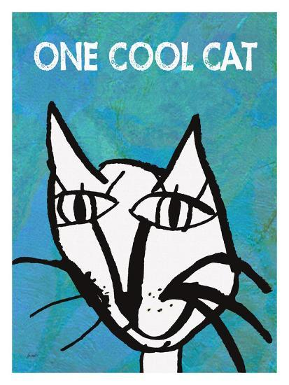 One Cool Cat-Lisa Weedn-Giclee Print