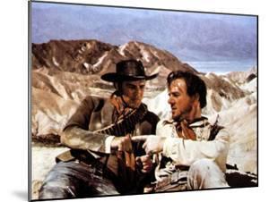 One-Eyed Jacks, Marlon Brando, Karl Malden, 1961