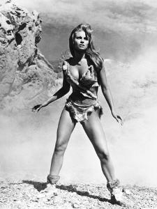 One Million Years B.C., Raquel Welch, 1966