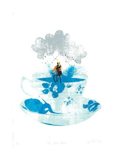 One More Brew-Katie Edwards-Giclee Print