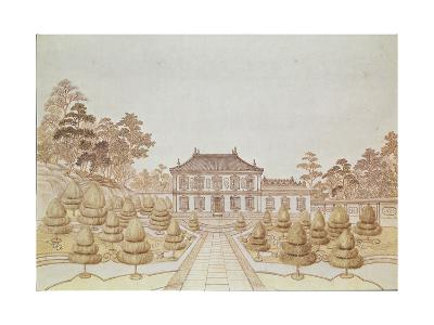 One of the 36 Palaces of the Emperor at Yuen Ming Yuen, Built by Benoit in 1750--Giclee Print