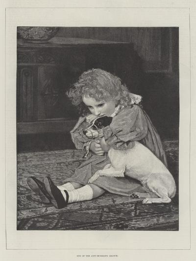 One of the Anti-Muzzling League--Giclee Print