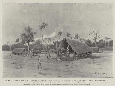 One of the Changes Wrought by the Aro Expedition-Charles Auguste Loye-Giclee Print