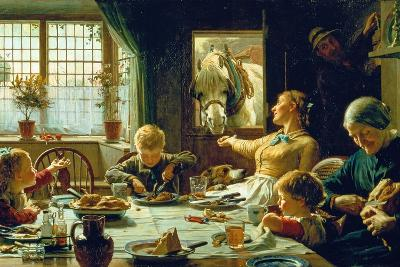 One of the Family, 1880-Frederick George Cotman-Giclee Print