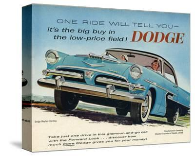 One Ride Will Tell You Dodge