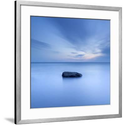 One Rock-Doug Chinnery-Framed Photographic Print