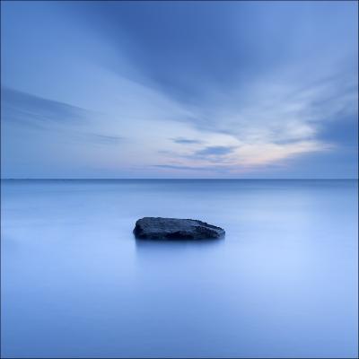 One Rock-Doug Chinnery-Photographic Print