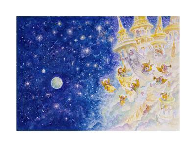 One Starry Day-Bill Bell-Giclee Print