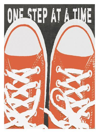 One Step At A Time-Lisa Weedn-Giclee Print