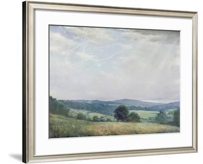 One Summer's Day-Christopher Richard Wynne Nevinson-Framed Giclee Print