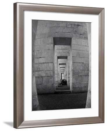 One Way-Fulvio Pellegrini-Framed Photographic Print