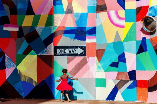 One Way-Gloria Salgado Gispert-Photographic Print