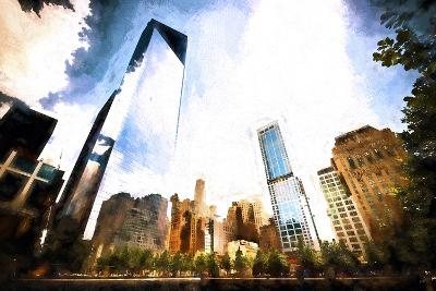 One World Trade Center District-Philippe Hugonnard-Giclee Print