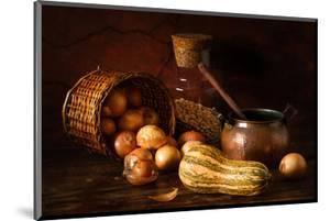 Onions and Pumpkin