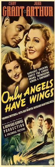 Only Angels Have Wings--Art Print