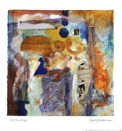 Only for a Day-Joyce Lieberman-Art Print