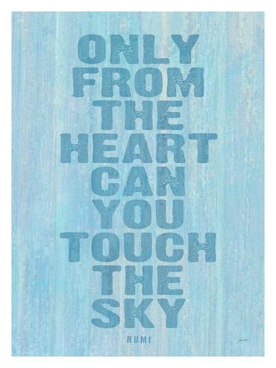 Only From The Heart-Lisa Weedn-Giclee Print