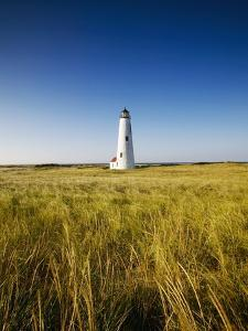 Great Point Lighthouse by Onne van der Wal