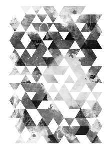 Black And White Triangles by OnRei