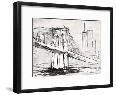 Brooklyn Sketch by OnRei