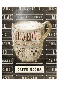 Caffe Mocha by OnRei