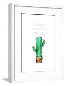 Cant Touch This Cactus by OnRei