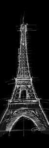 Eiffel Black by OnRei