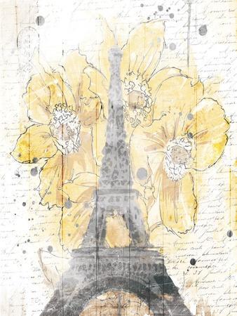 Eiffel Bloom Yellow