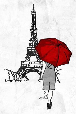 Eiffel Umbrella