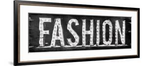 Fashion Sign by OnRei