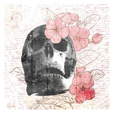 Floral Skull Mate by OnRei