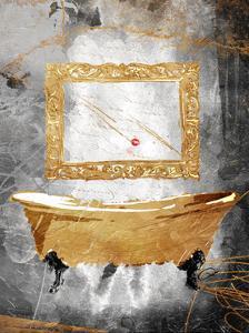 Golden Calmness by OnRei