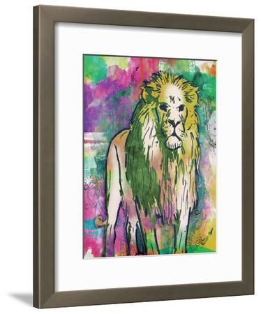 Lion Dark Bright Henna