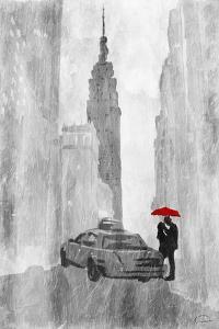 NY Rain by OnRei