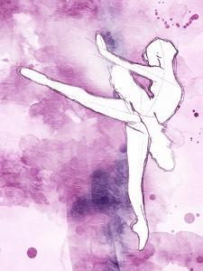 Painted Ballerina Mate by OnRei