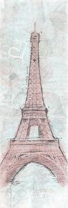 Romantic Eiffel by OnRei
