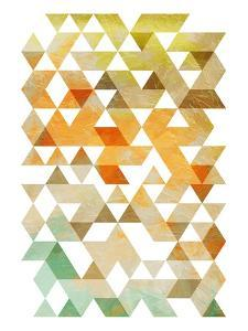 Soft Earth Triangles by OnRei