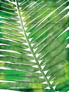 Watercolor Palms by OnRei